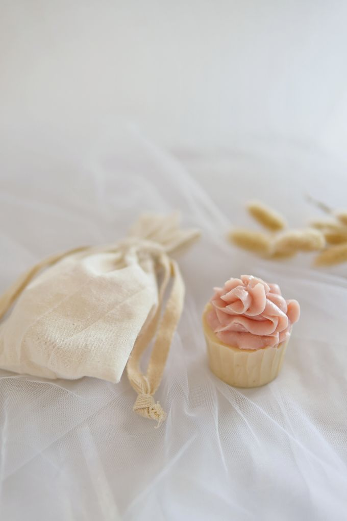 Cupcake Natural Handmade Soap by Jollene Gifts - 008