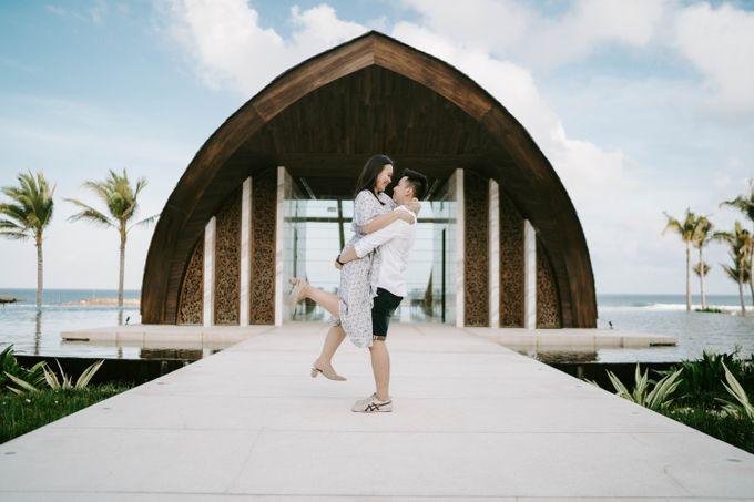 Proposal Jeffrey & Desy by The Apurva Kempinski Bali - 010