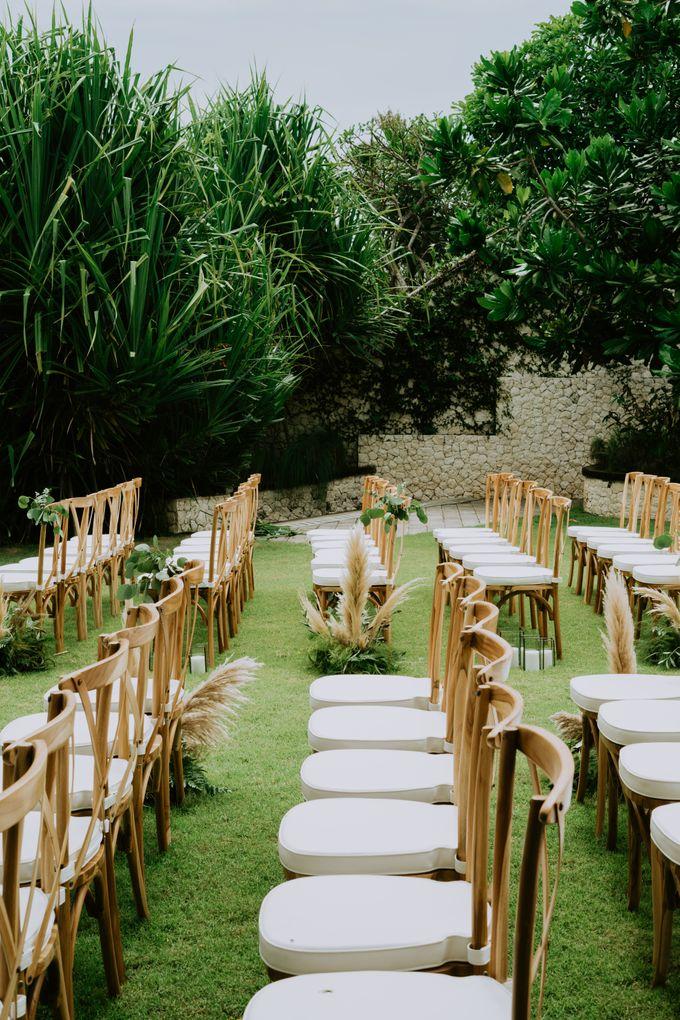 Wennie and Albert Wedding by Bali Wonderful Decor - 001