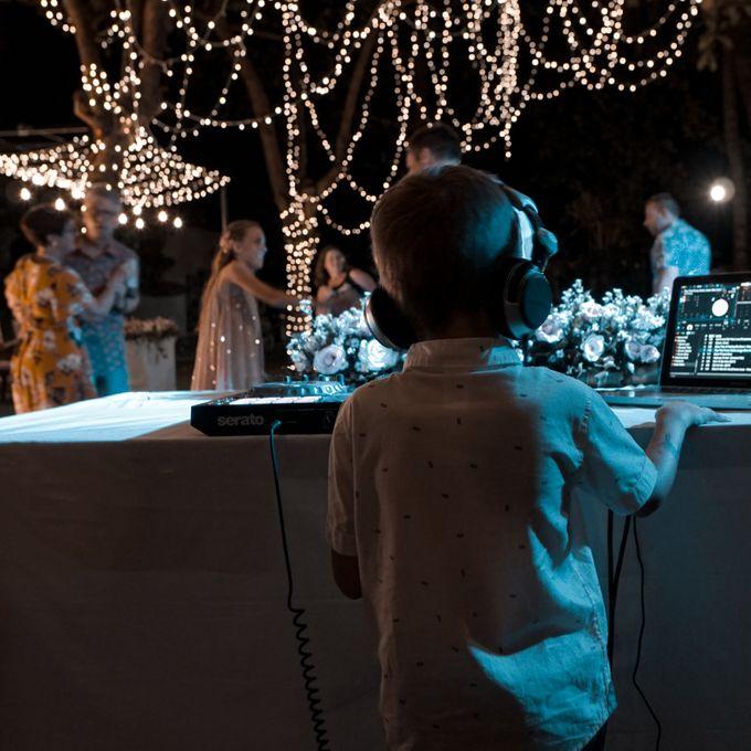 David & Brenda Wedding by Music For Life - Wedding DJ - 005