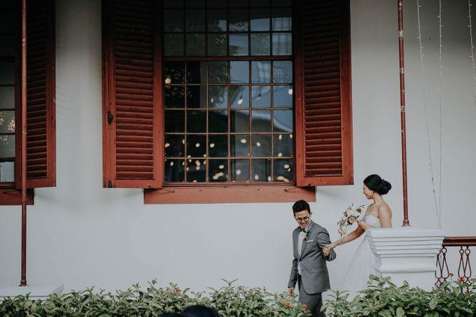 Wedding of Andre & Bella by Elina Wang Bridal - 004