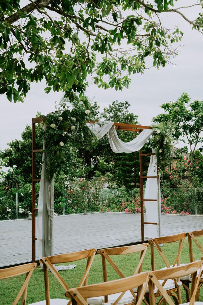 Wennie and Albert Wedding by Bali Wonderful Decor - 002