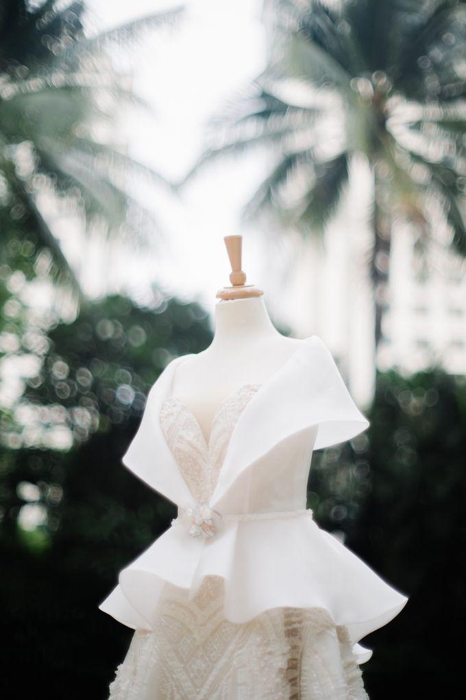 wedding of stephanus & crystabel by Vivi Valencia - 008