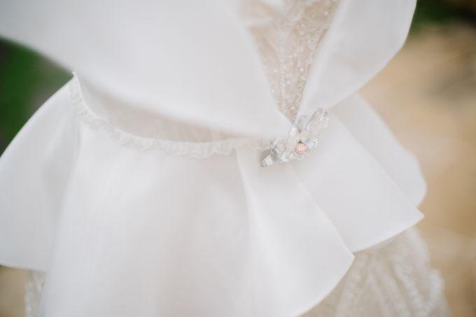 wedding of stephanus & crystabel by Vivi Valencia - 005