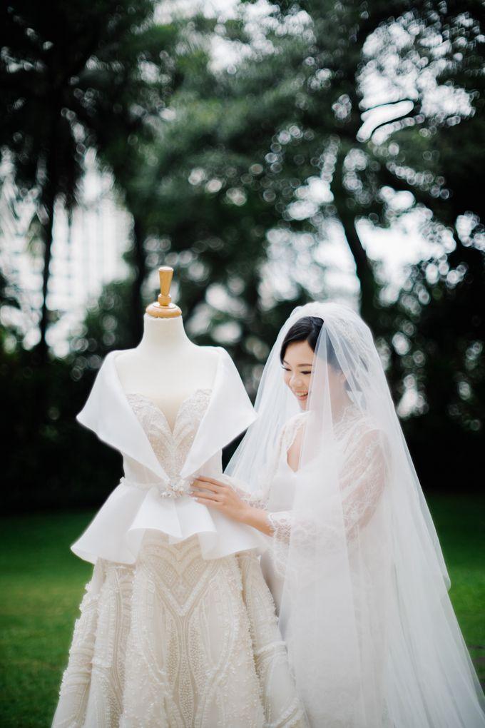 wedding of stephanus & crystabel by Vivi Valencia - 010