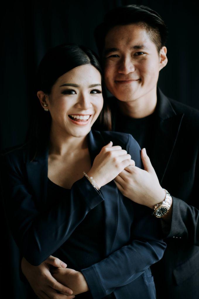 Richard & Rency Engagement Portrait by Priscilla Myrna - 003
