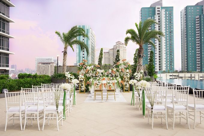 Outdoor Wedding at Holiday Inn & Suites Jakarta Gajah Mada by Holiday Inn & Suites Jakarta Gajah Mada - 001