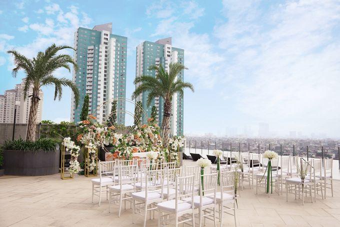 Outdoor Wedding at Holiday Inn & Suites Jakarta Gajah Mada by Holiday Inn & Suites Jakarta Gajah Mada - 003
