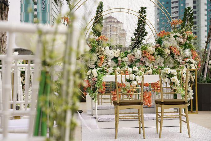 Outdoor Wedding at Holiday Inn & Suites Jakarta Gajah Mada by Holiday Inn & Suites Jakarta Gajah Mada - 004