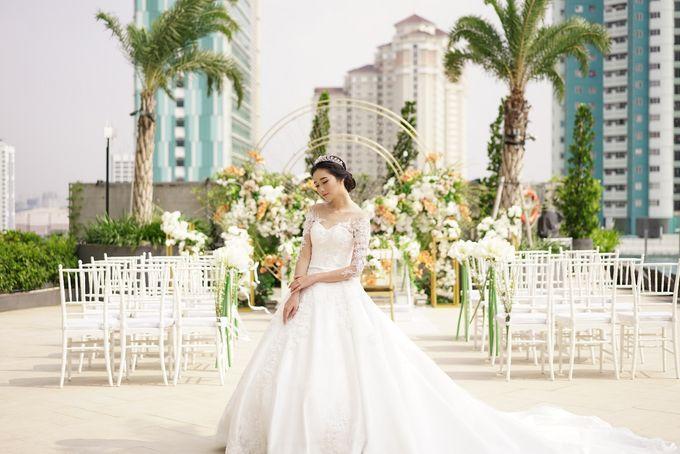Outdoor Wedding at Holiday Inn & Suites Jakarta Gajah Mada by Holiday Inn & Suites Jakarta Gajah Mada - 007
