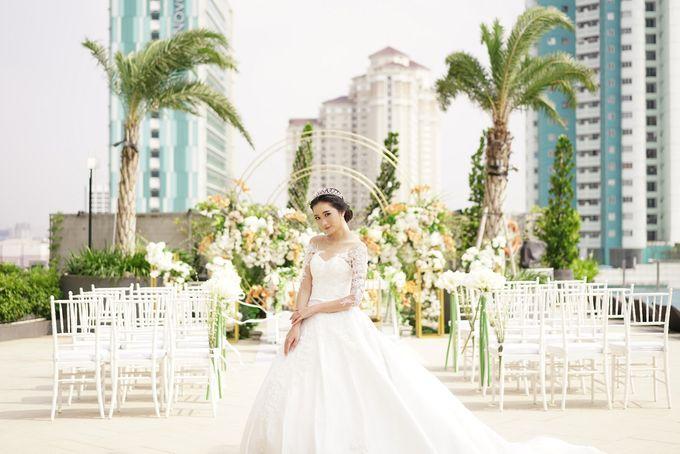 Outdoor Wedding at Holiday Inn & Suites Jakarta Gajah Mada by Holiday Inn & Suites Jakarta Gajah Mada - 008