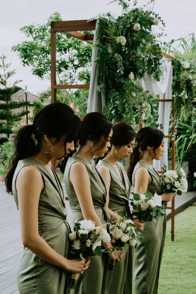 Wennie and Albert Wedding by Bali Wonderful Decor - 004