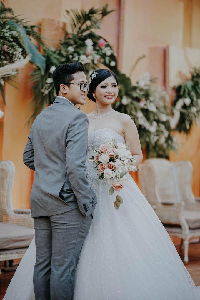 Wedding of Andre & Bella by Elina Wang Bridal - 005