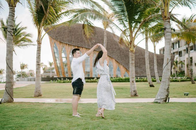 Proposal Jeffrey & Desy by The Apurva Kempinski Bali - 011
