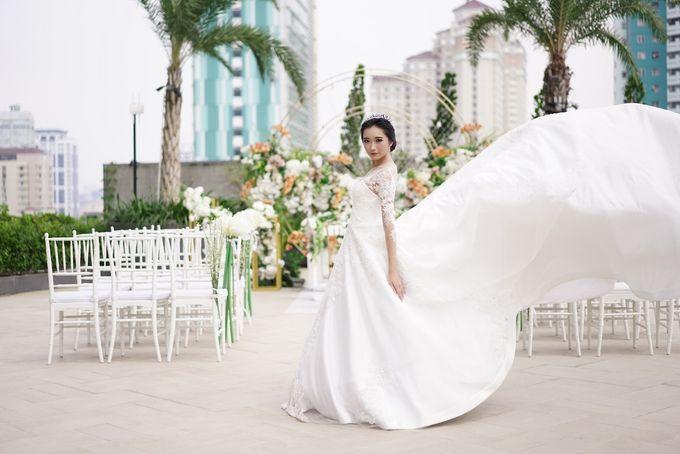 Outdoor Wedding at Holiday Inn & Suites Jakarta Gajah Mada by Holiday Inn & Suites Jakarta Gajah Mada - 010