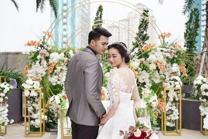 Outdoor Wedding at Holiday Inn & Suites Jakarta Gajah Mada by Holiday Inn & Suites Jakarta Gajah Mada - 012