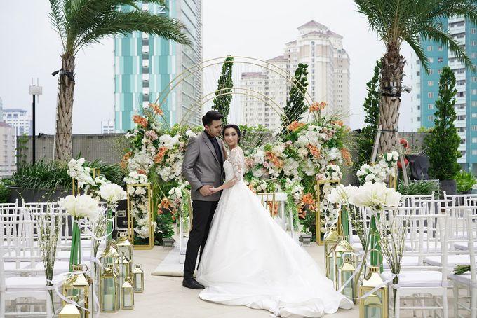 Outdoor Wedding at Holiday Inn & Suites Jakarta Gajah Mada by Holiday Inn & Suites Jakarta Gajah Mada - 013