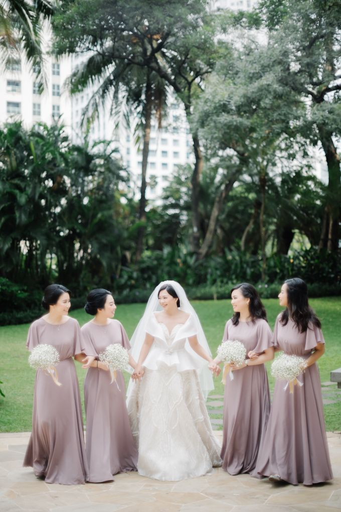 wedding of stephanus & crystabel by Vivi Valencia - 011
