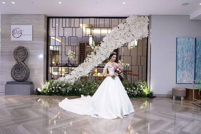 Wedding Guest Room & Indoor Phototaking by Holiday Inn & Suites Jakarta Gajah Mada - 001