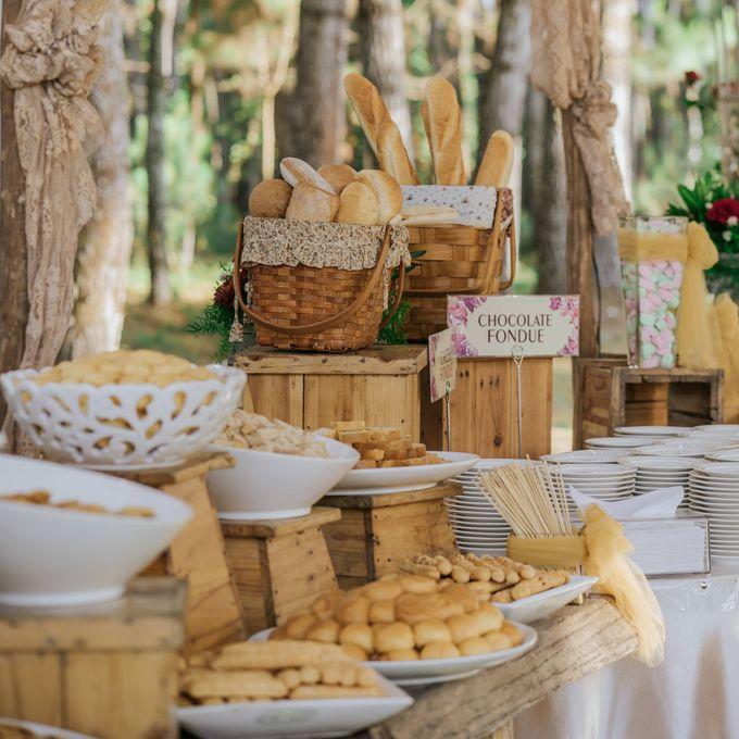 Wedding of Rara & Anthoni by Minity Catering - 001