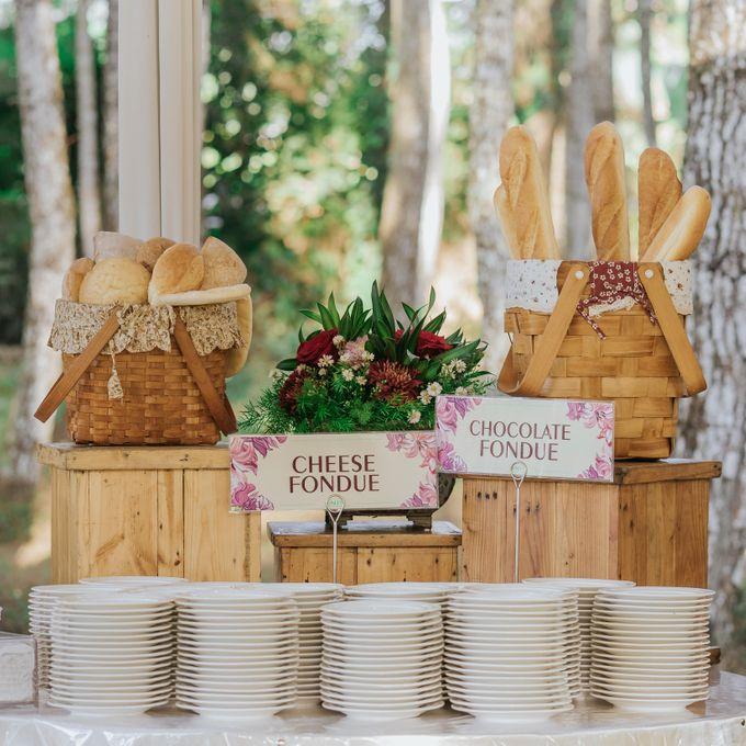 Wedding of Rara & Anthoni by Minity Catering - 002