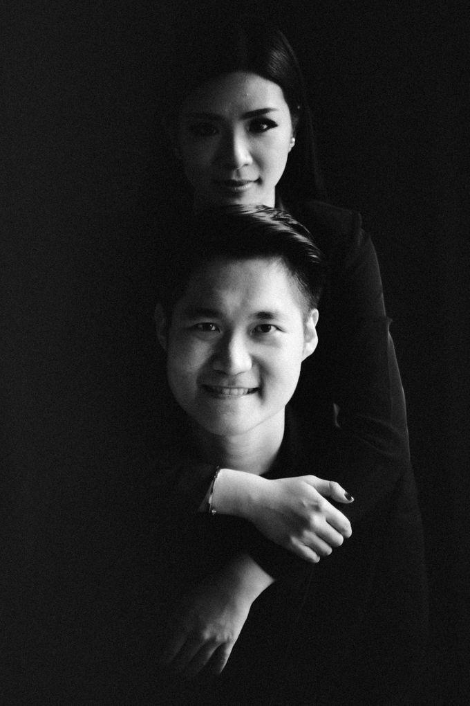 Richard & Rency Engagement Portrait by Priscilla Myrna - 004