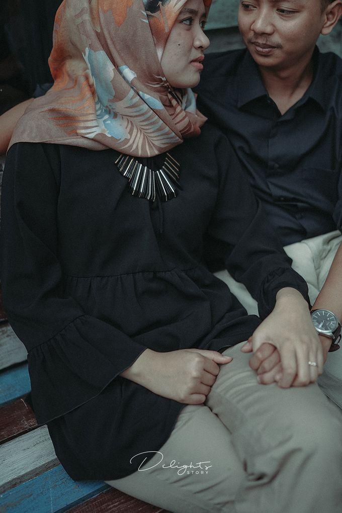 Prewedding Vidi dan Aisyah by Delights Story - 007