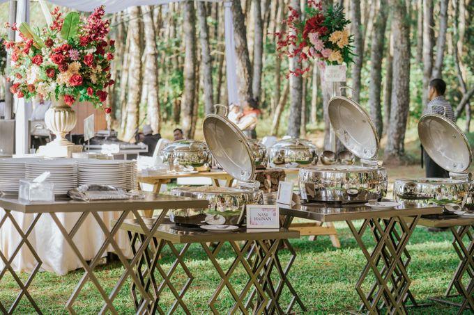 Wedding of Rara & Anthoni by Minity Catering - 004