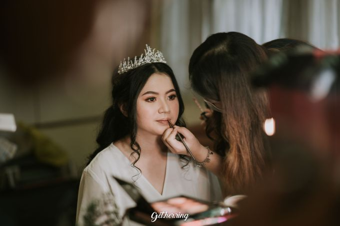 Mely & Hamzah Wedding by Get Her Ring - 011
