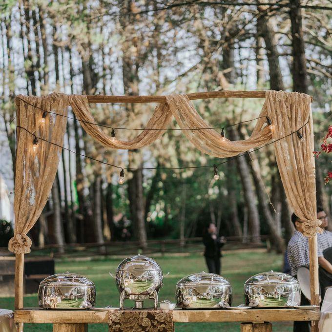 Wedding of Rara & Anthoni by Minity Catering - 005