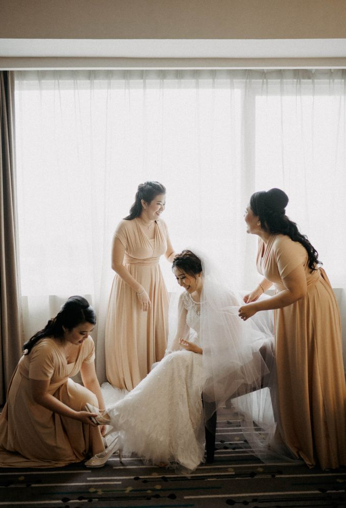 Wedding Day of Leo & Jane by KIN Moments - 010
