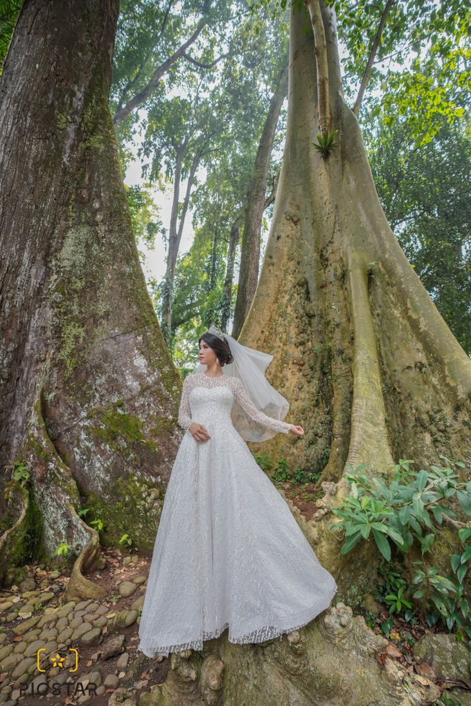 Photoshoot prewedding gown by Rosegold - 002