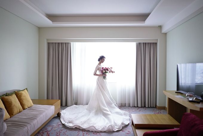 Wedding Guest Room & Indoor Phototaking by Holiday Inn & Suites Jakarta Gajah Mada - 009