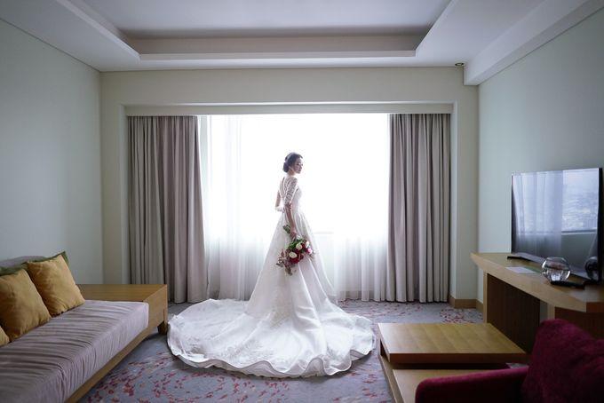 Wedding Guest Room & Indoor Phototaking by Holiday Inn & Suites Jakarta Gajah Mada - 010