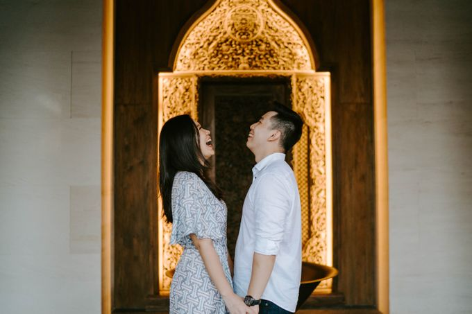 Proposal Jeffrey & Desy by The Apurva Kempinski Bali - 016