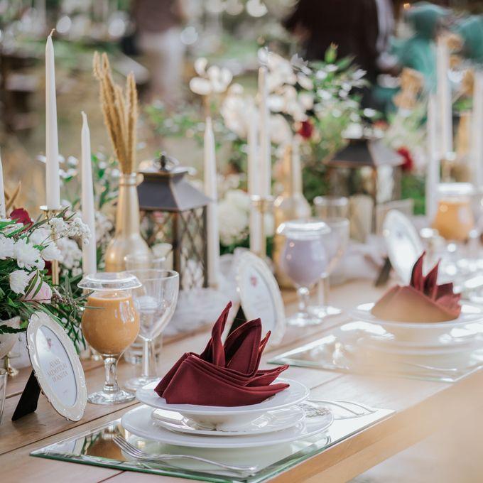 Wedding of Rara & Anthoni by Minity Catering - 006