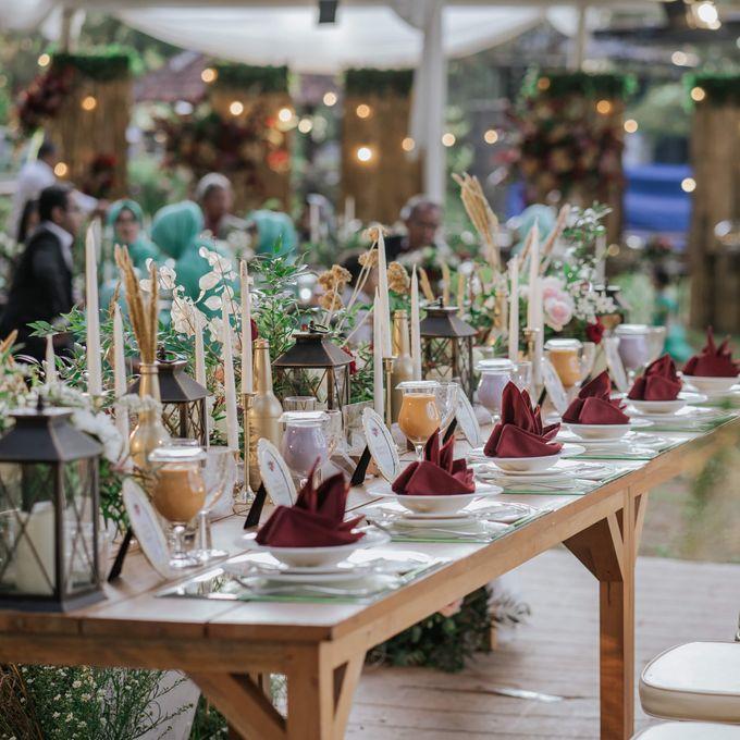 Wedding of Rara & Anthoni by Minity Catering - 007