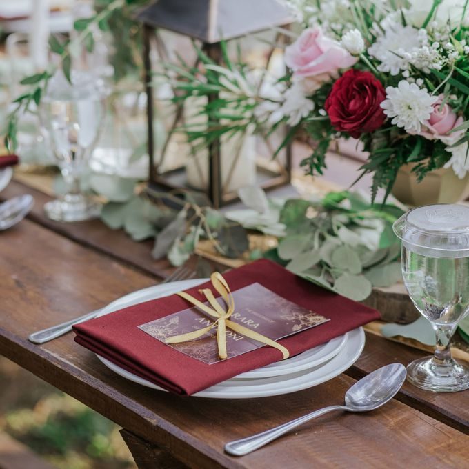 Wedding of Rara & Anthoni by Minity Catering - 008