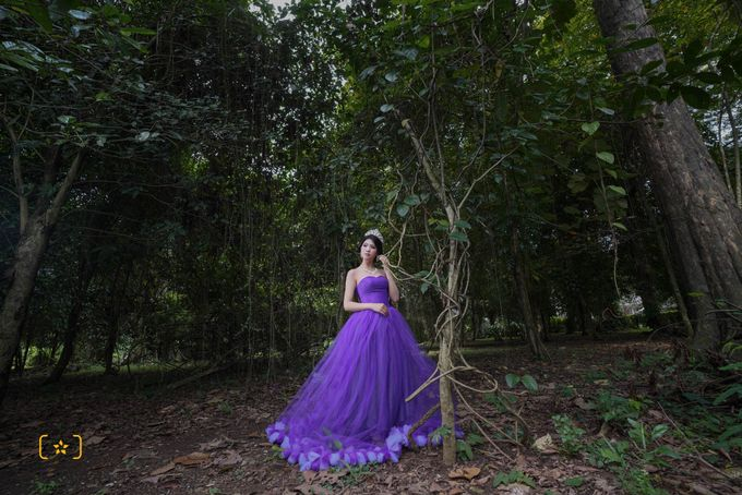 Photoshoot prewedding gown by Rosegold - 003
