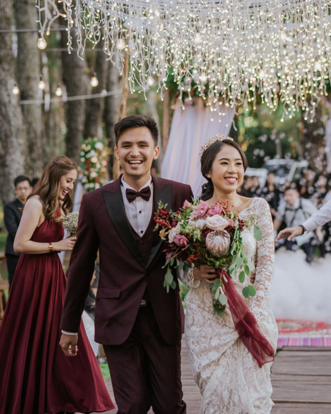 Wedding of Rara & Anthoni by Minity Catering - 009