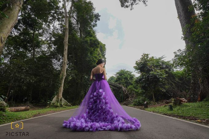 Photoshoot prewedding gown by Rosegold - 004