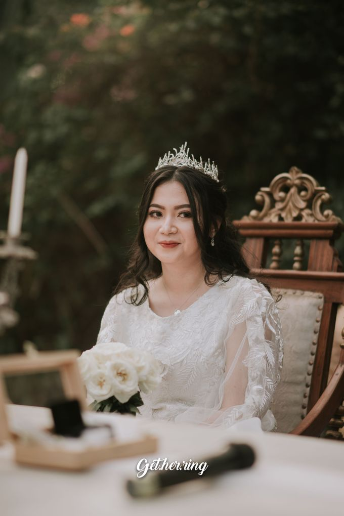 Mely & Hamzah Wedding by Get Her Ring - 012