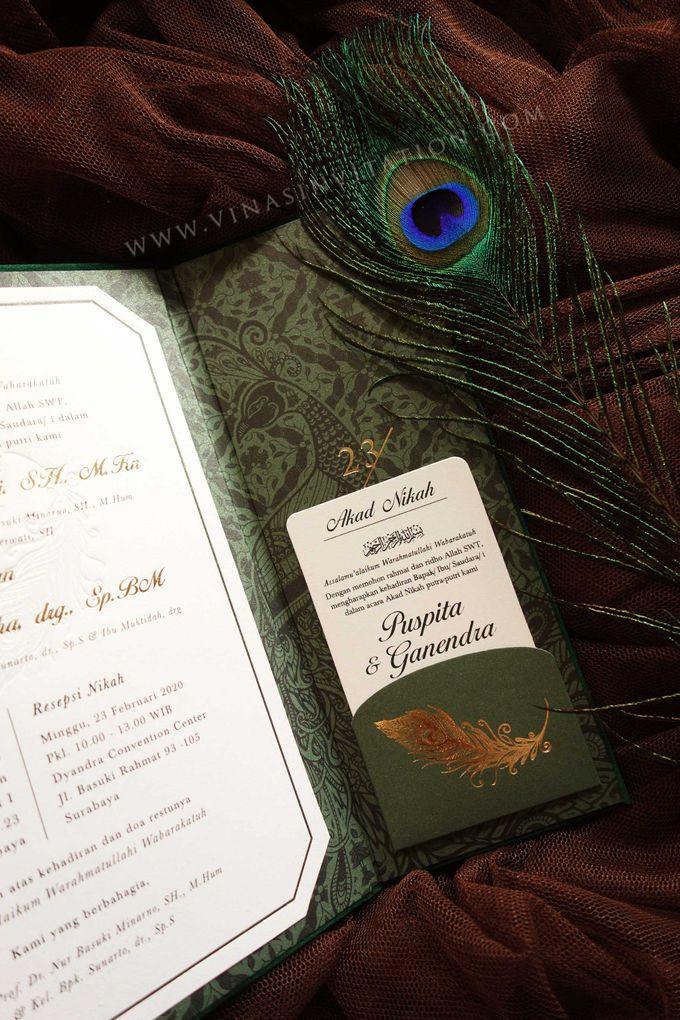 Puspita & Ganendra by Vinas Invitation - 005