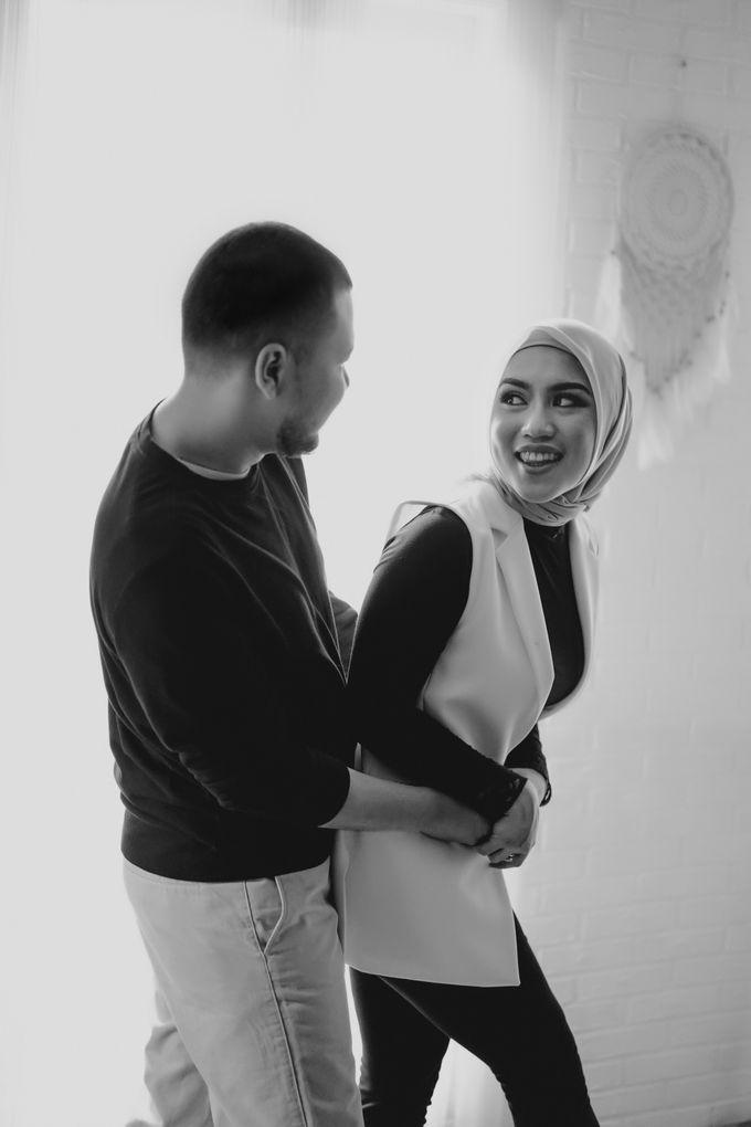 Vinda & Okie Pre-Wedding by Speculo Weddings - 002
