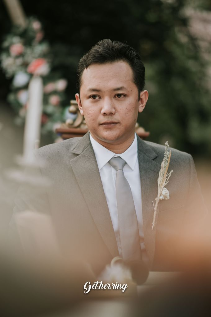 Mely & Hamzah Wedding by Get Her Ring - 013