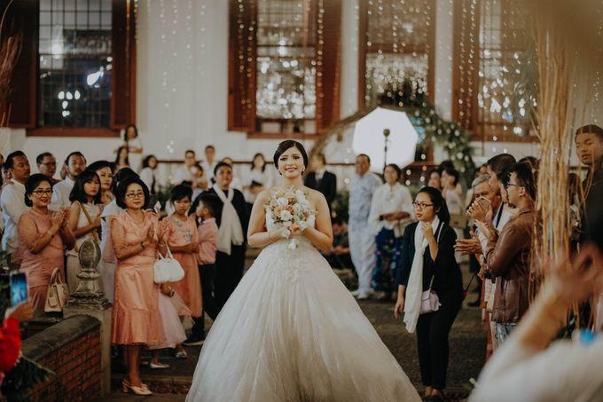 Wedding of Andre & Bella by Elina Wang Bridal - 002