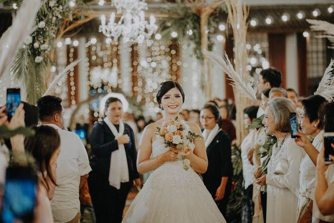 Wedding of Andre & Bella by Elina Wang Bridal - 006
