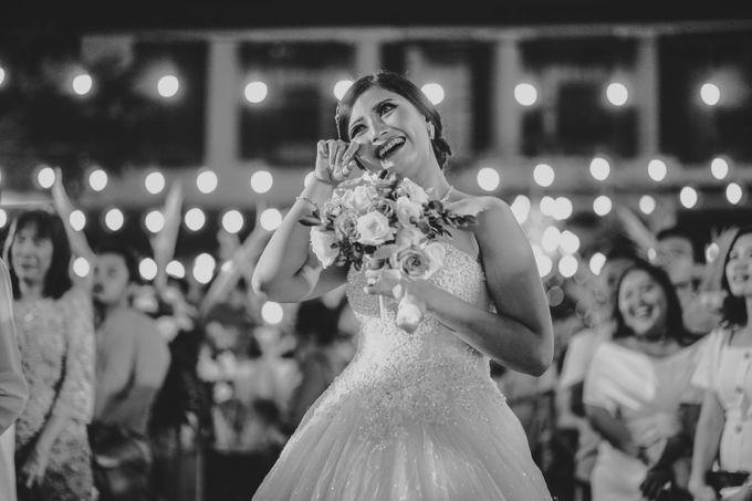 Wedding of Andre & Bella by Elina Wang Bridal - 007