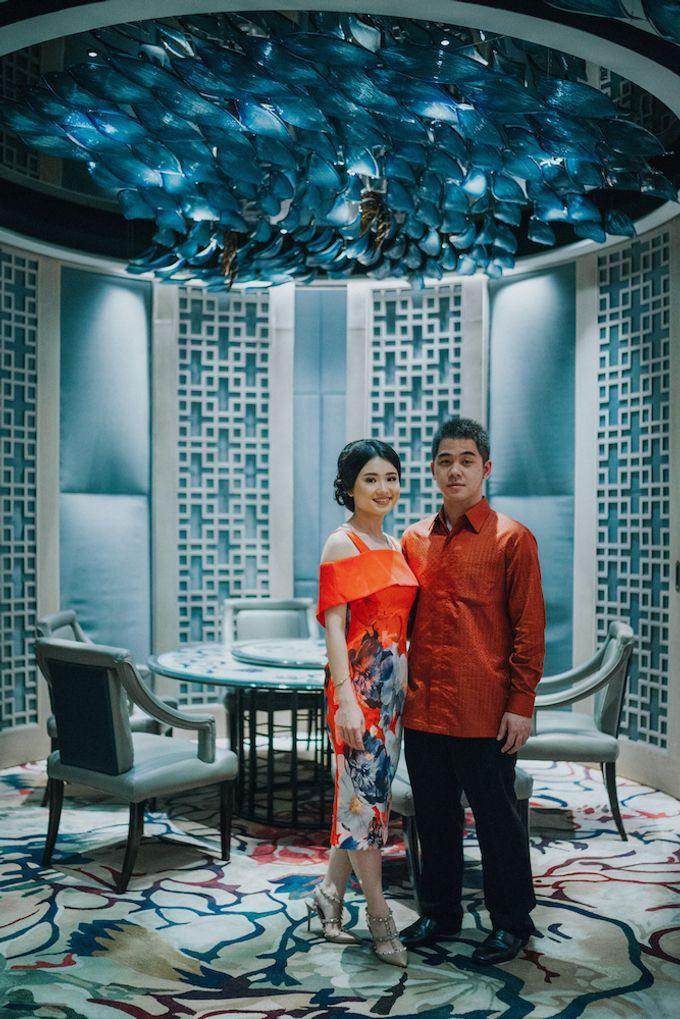 Gaby & Kevin Engagement at Mandarin Oriental Hotel by Mandarin Oriental, Jakarta - 003