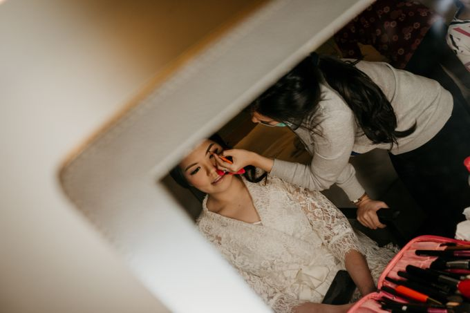 The Wedding of Clint & Cerrisa by Memoira Studio - 012